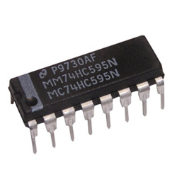 Integrato 74HC595N