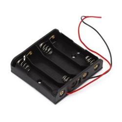 Box batteria AA
